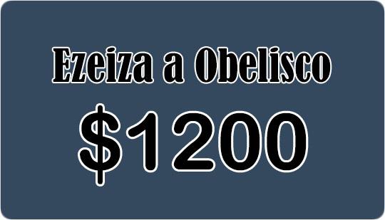 Ezeiza A Obelisco